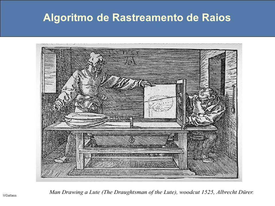 MGattass Algoritmo de Rastreamento de Raios