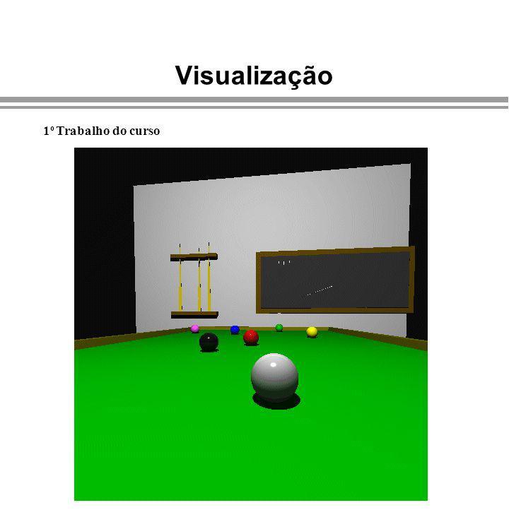Visualização 1 o Trabalho do curso