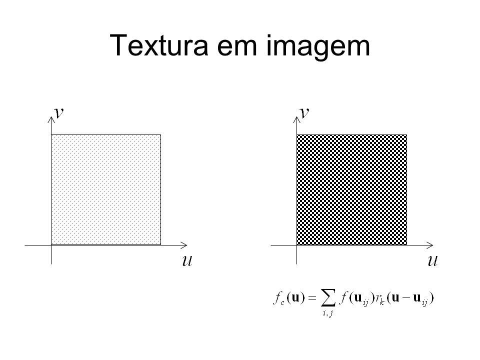 Textura em imagem