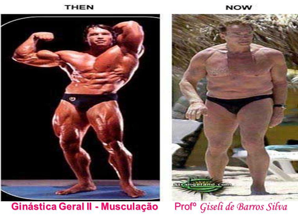 Ginástica Geral II - MusculaçãoProfº Giseli de Barros Silva Ginástica Geral II - Musculação Profº Giseli de Barros Silva