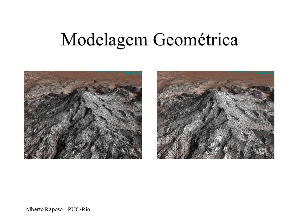 Alberto Raposo – PUC-Rio Modelagem Geométrica