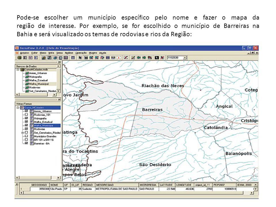 O SIG TerraView pode ser utilizado em diversas outras funções, tais como: Importar novos dados em diversos formatos existentes no mercado; Incluir pontos a partir de levantamentos de GPS; Incluir e visualizar Imagens de satélite; Realizar pesquisas espaciais, tais como proximidades, áreas de polígonos, concentrações de objetos no território, etc.; O TerraView associado com o software TerraSIG, permite criar novos polígonos e linhas dentro de um território, possibilitando a sua visualização.