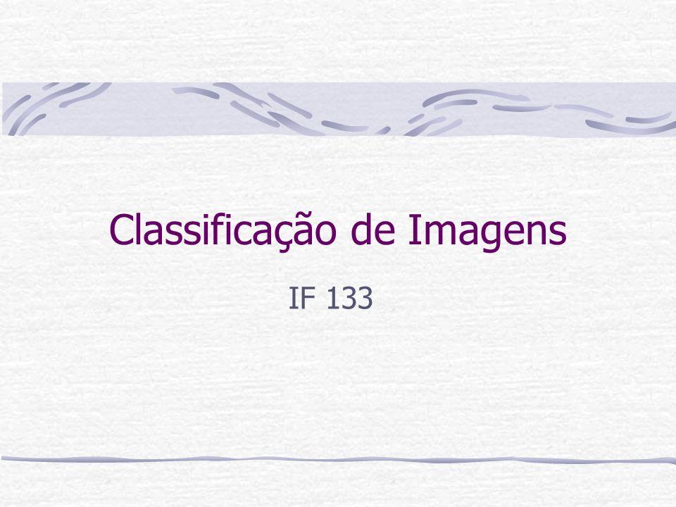 Classificação de Imagens IF 133