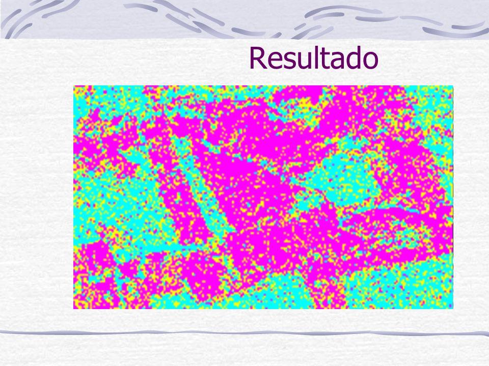 Qualidade do Resultado Nem sempre satisfatório, logo… Verificar as hipóteses Refinar o treinamento Refinar o modelo Classes não descritas Correlação entre dados Correlação entre classes