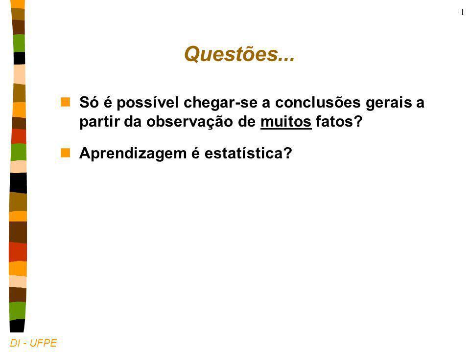 DI - UFPE 1 Questões...