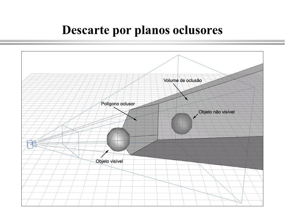 Instanciação de objetos na cena - OpenGL Model View -