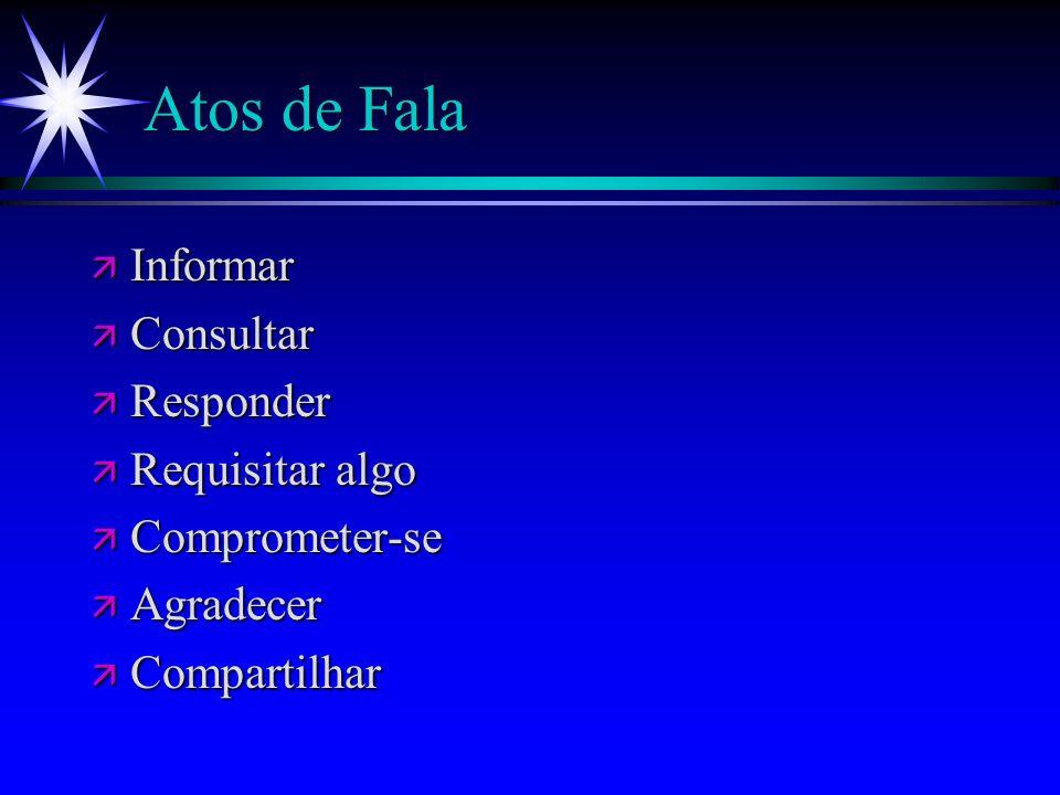Comunicação äOäOäOäObjetivos: äTäTäTäTroca de informações äCäCäCäCoordenação
