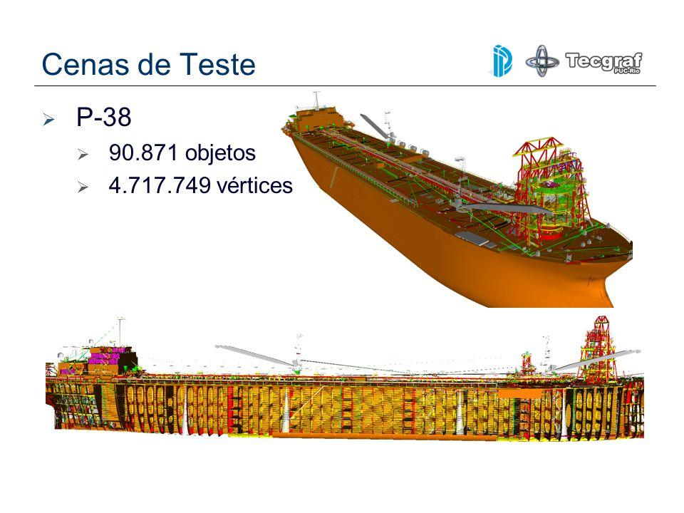 Cenas de Teste P-38 90.871 objetos 4.717.749 vértices