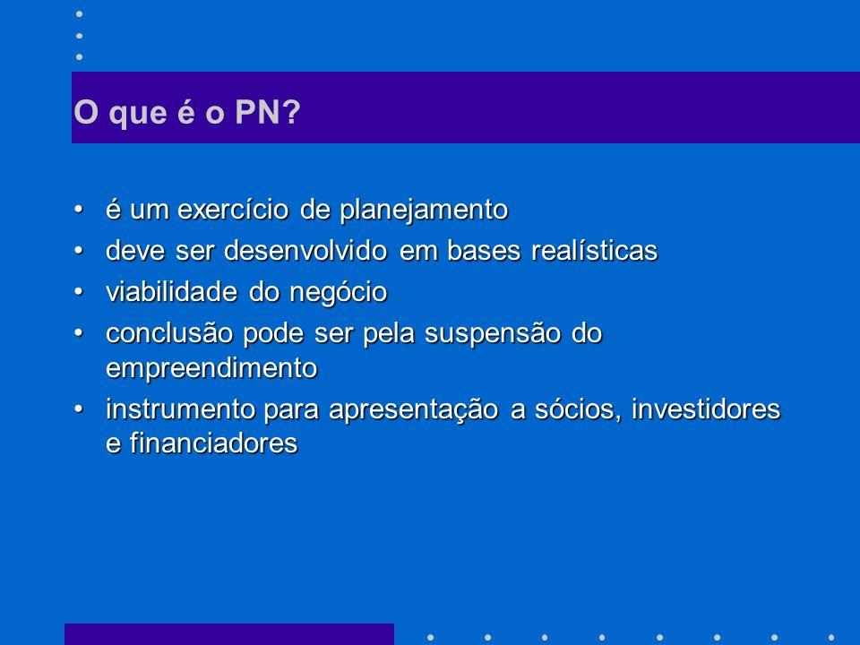 O que é o PN.