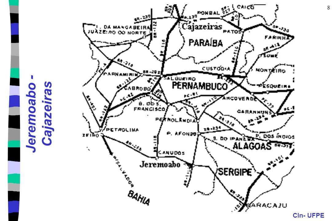 CIn- UFPE 8 Jeremoabo - Cajazeiras