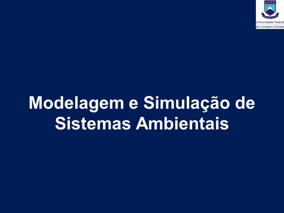 Modelagem e Simulação de Sistemas Ambientais