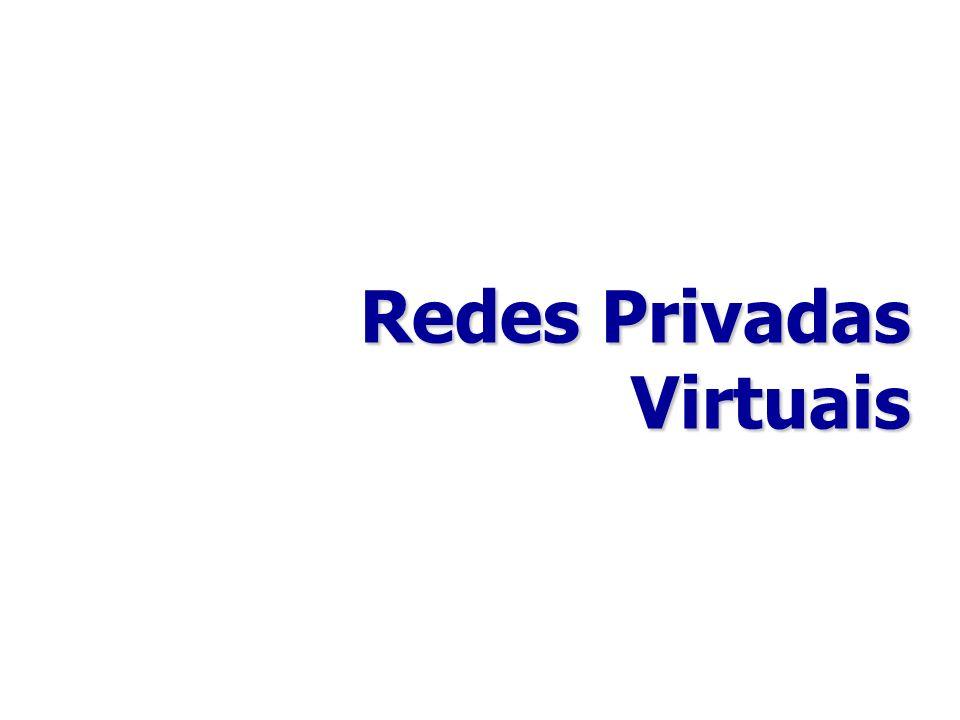Redes Privadas Virtuais