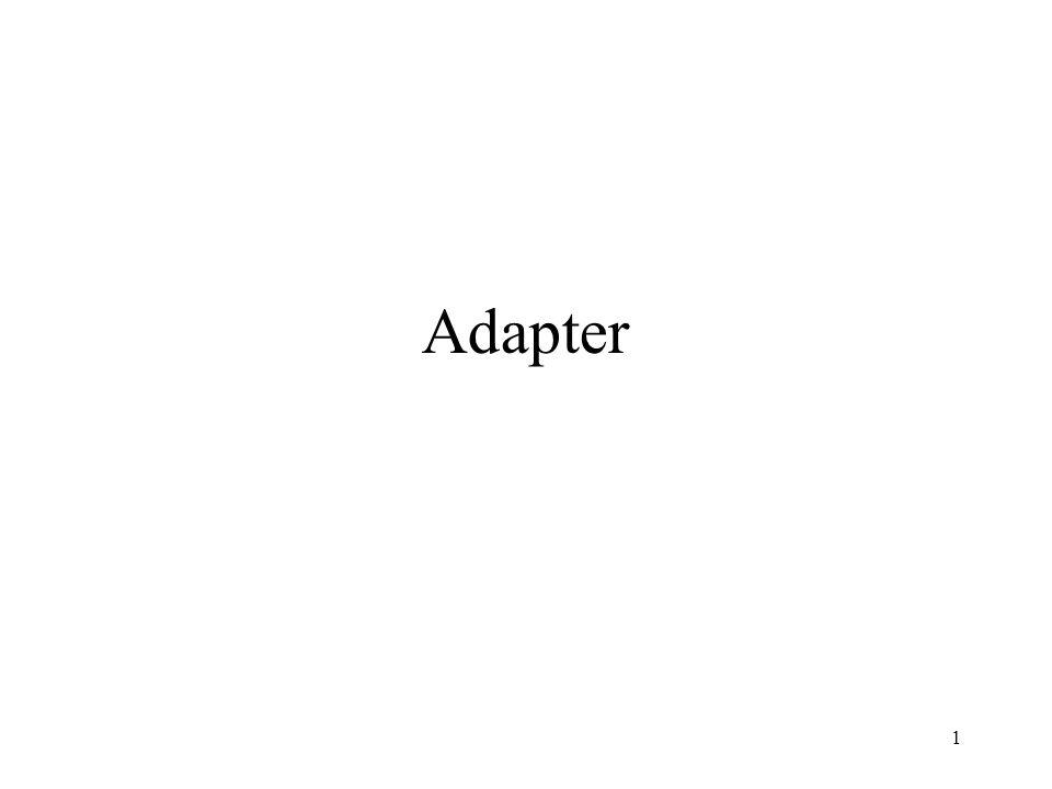 1 Adapter