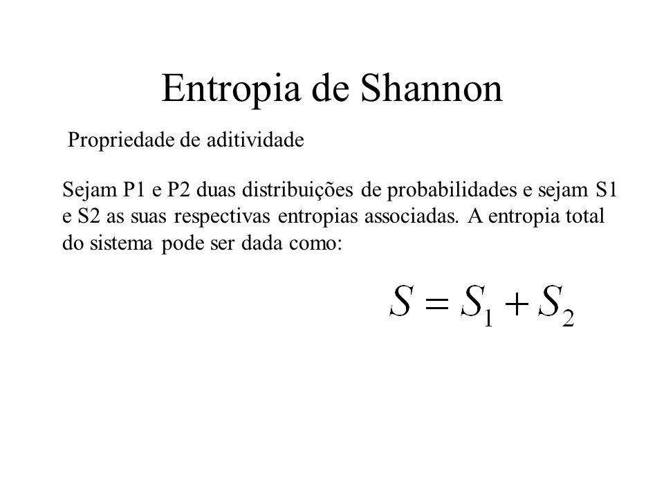 Segmentação de Imagens Baseada em Entropia Em 1981 Pun mostrou como segmentar uma imagem maximizando a entropia total do sistema.