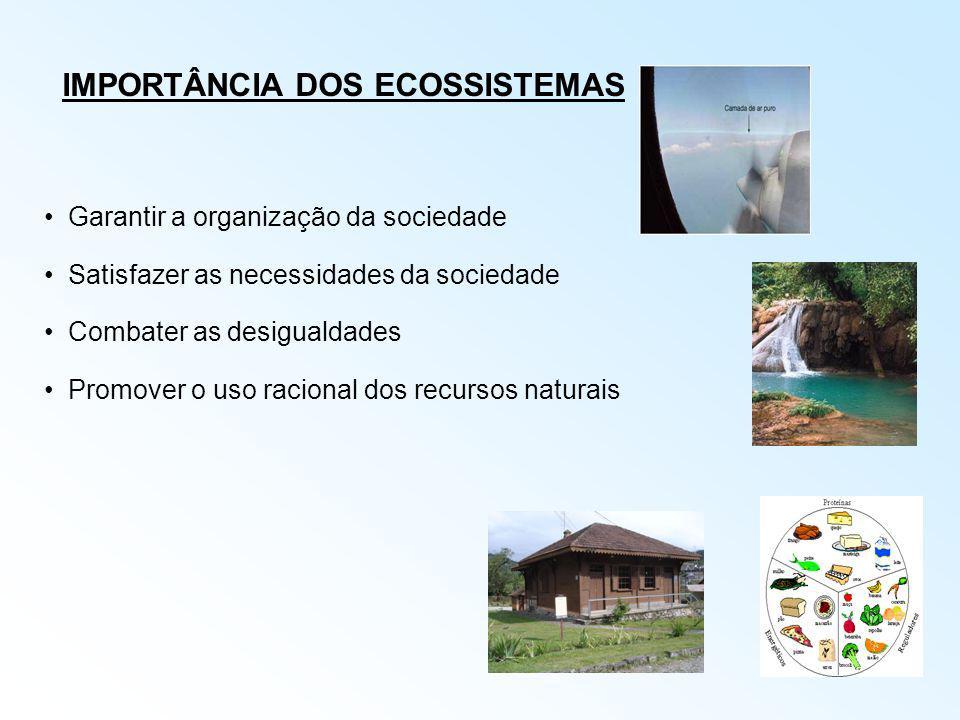 AVANÇOS NOS ECOSSISTEMAS HUMANOS Reservas Biológicas – Áreas destinadas a proteção e conservação de espécimes raros e à pesquisa cientifica No Brasil existem atualmente 85 Reservas Biológicas Na Paraíba existe A Reserva Biológica Guariba criada em 1990, que tem como objetivo proteger um dos últimos remanescentes de Floresta Atlântica do Estado e abrigar espécies raras, endêmicas e ameaçadas de extinção.