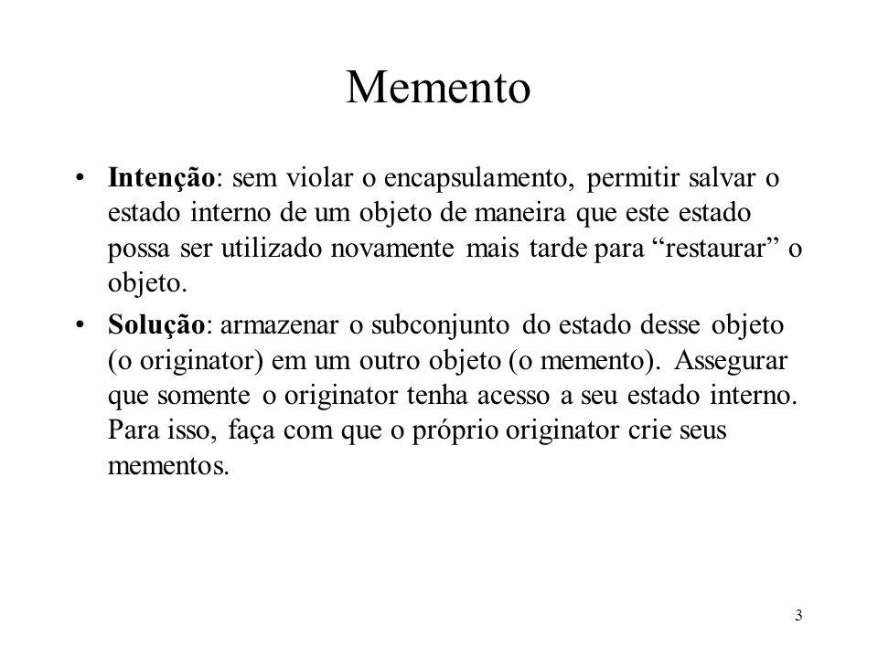 4 Memento (estrutura)