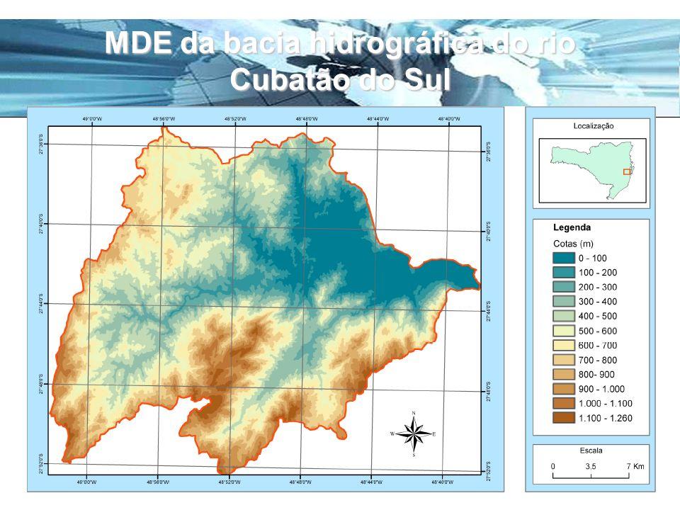 Page 24 MDE da bacia hidrográfica do rio Cubatão do Sul