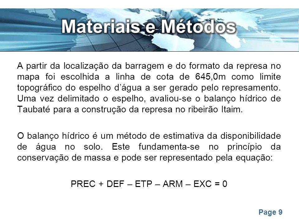 Page 20 Estruturação do Banco de Dados Bases adquiridas no site da Empresa de Pesquisa Agropecuária e Extensão Rural de Santa Catarina (EPAGRI).