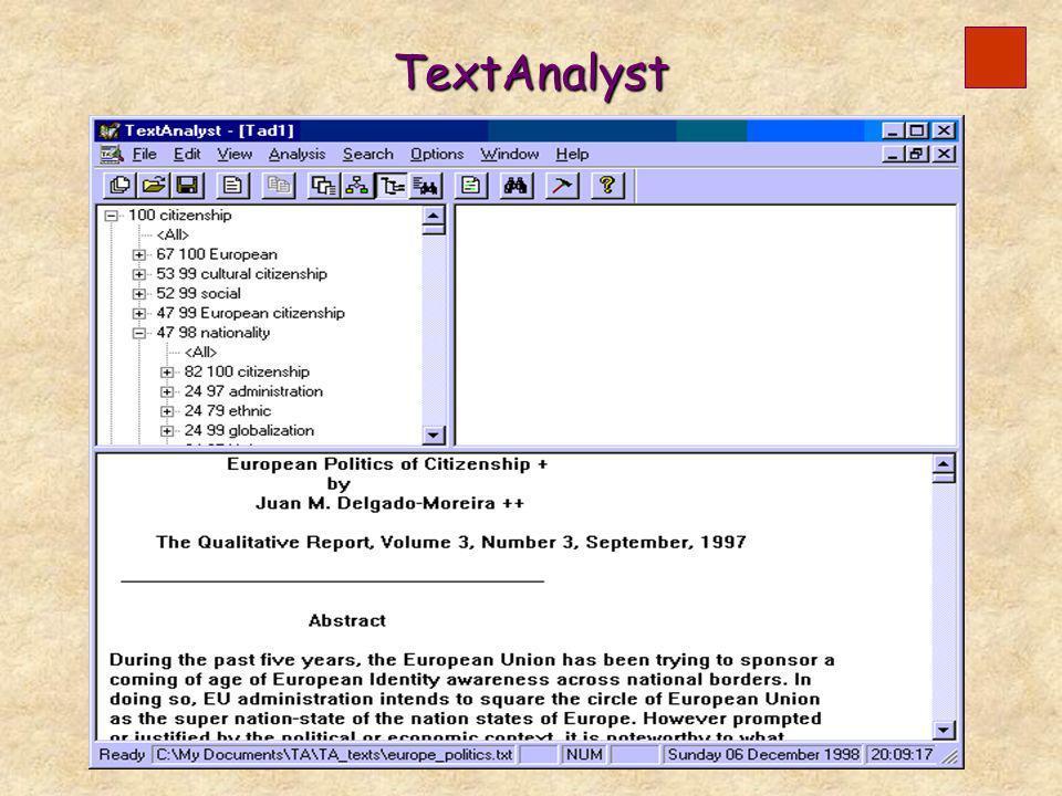 TextAnalyst