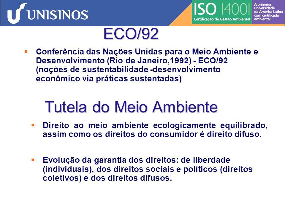 Rio-92 - Conferência Mundial para o Meio Ambiente e Desenvolvimento realizada no Rio de Janeiro, em 1992, com patrocínio da ONU.