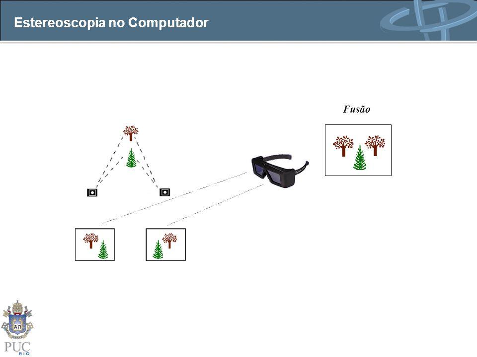 Estereoscopia no Computador Fusão
