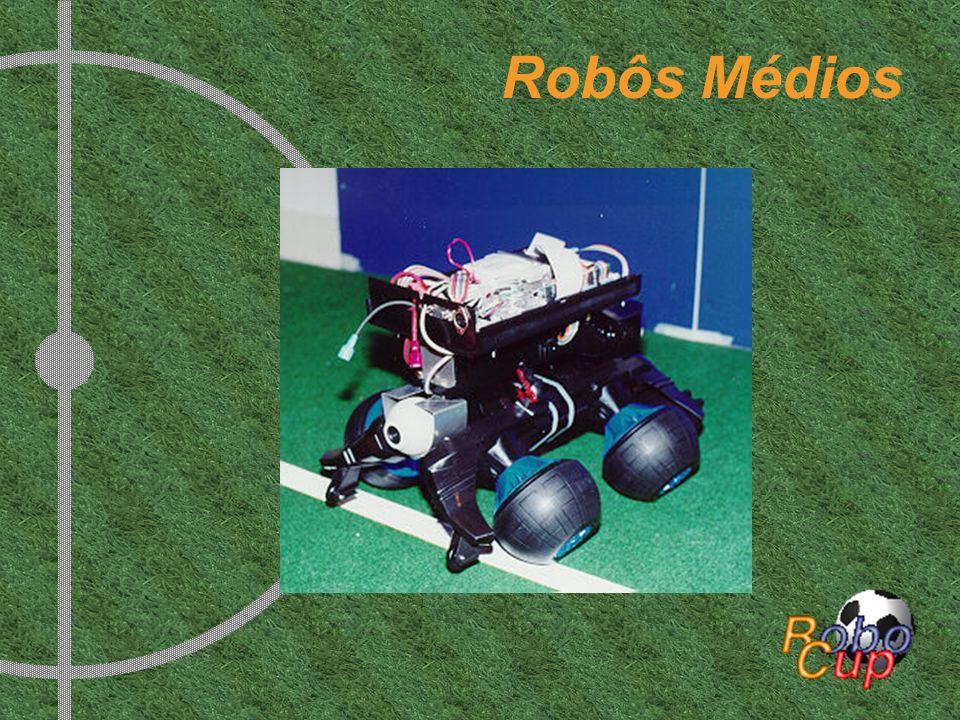 Robôs Médios