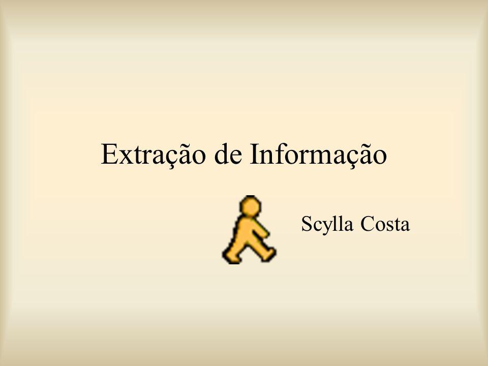Extração de Informação Scylla Costa
