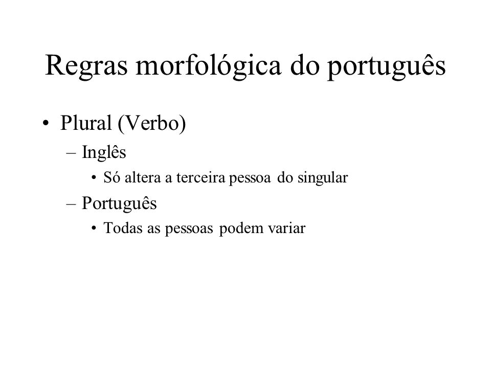 Regras de escolha das palavras de classe fechada do português constPt (syntrPt=>syntr(syntcat=>article, present=>yes, mood=>{declar;imper}, gen=>masc,