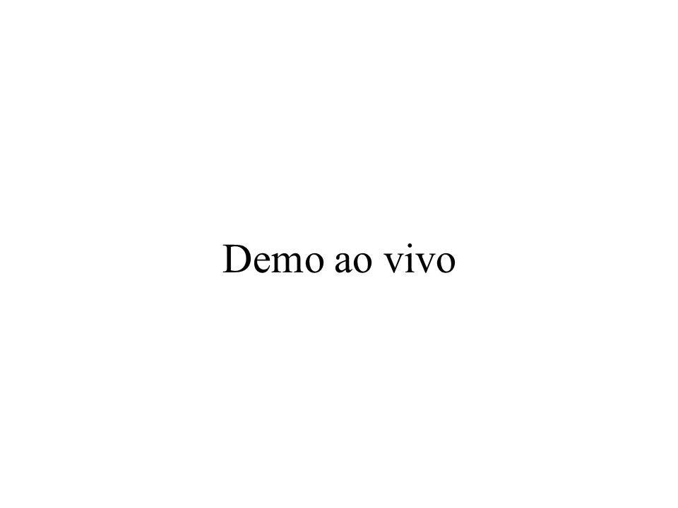 Regras morfológica do português Plural (Verbo) –Inglês Só altera a terceira pessoa do singular –Português Todas as pessoas podem variar