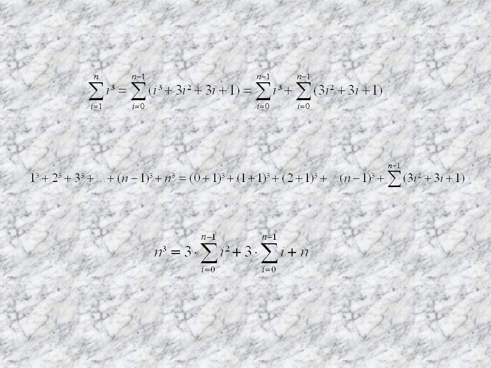 Aplicando no exemplo anterior: Sabendo-se que S 2 (n) é um polinômio do 3º grau: