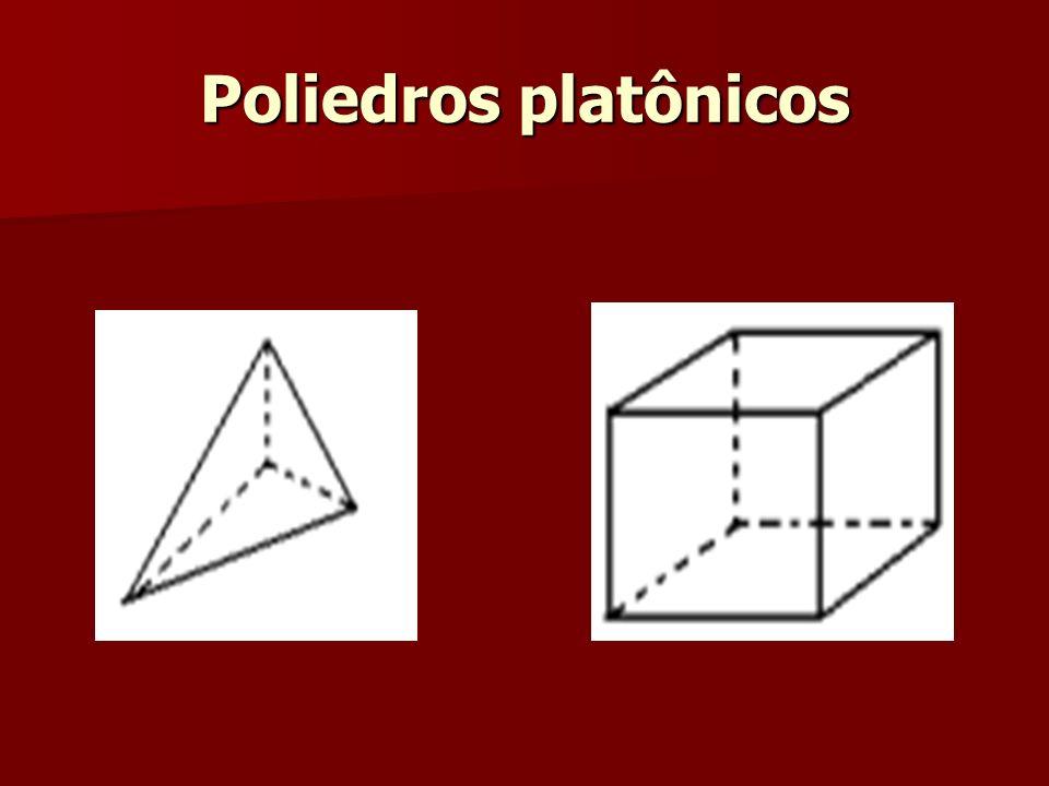 Poliedros platônicos
