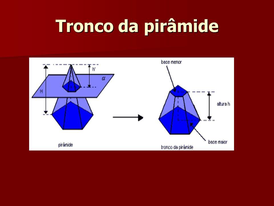 Tronco da pirâmide