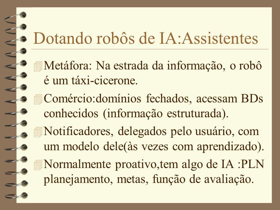 Prevenindo-se contra robôs # /robots.txt # mail webmaster for critics User-agent: webcrawler Disallow: User-agent: lycra Disallow: \ User-agent: * Dis