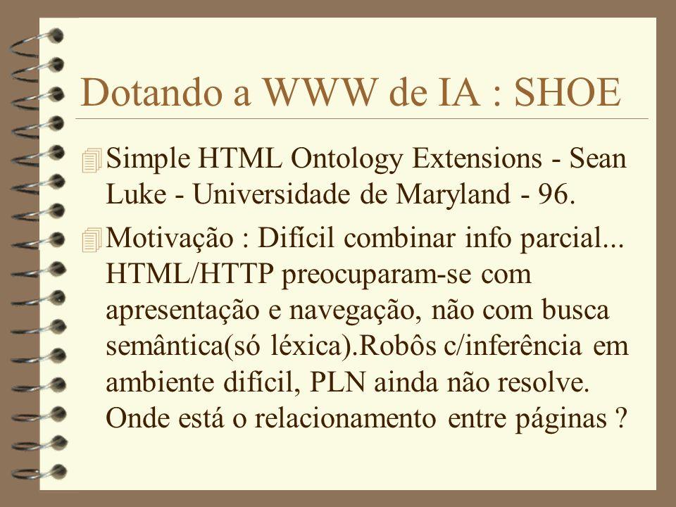 Internet Consultant : Conclusões 4 KB:vocábulos ingleses, padrões de questões do usuário, informações sobre servidores e operadores para planejamento