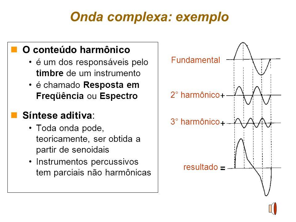 Geber Ramalho & Osman Gioia - UFPE 9 nSimples (senoidal): Não existe na natureza! x(t) = A sen (ft + ) A = amplitude f = freqüência = fase inicial nCo