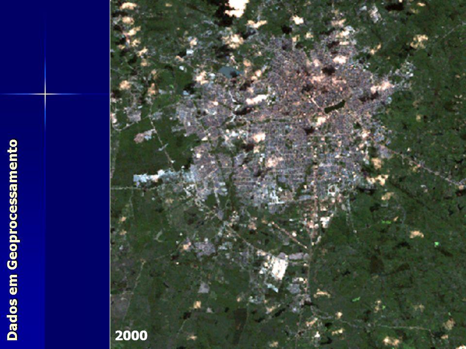 2000 Dados em Geoprocessamento