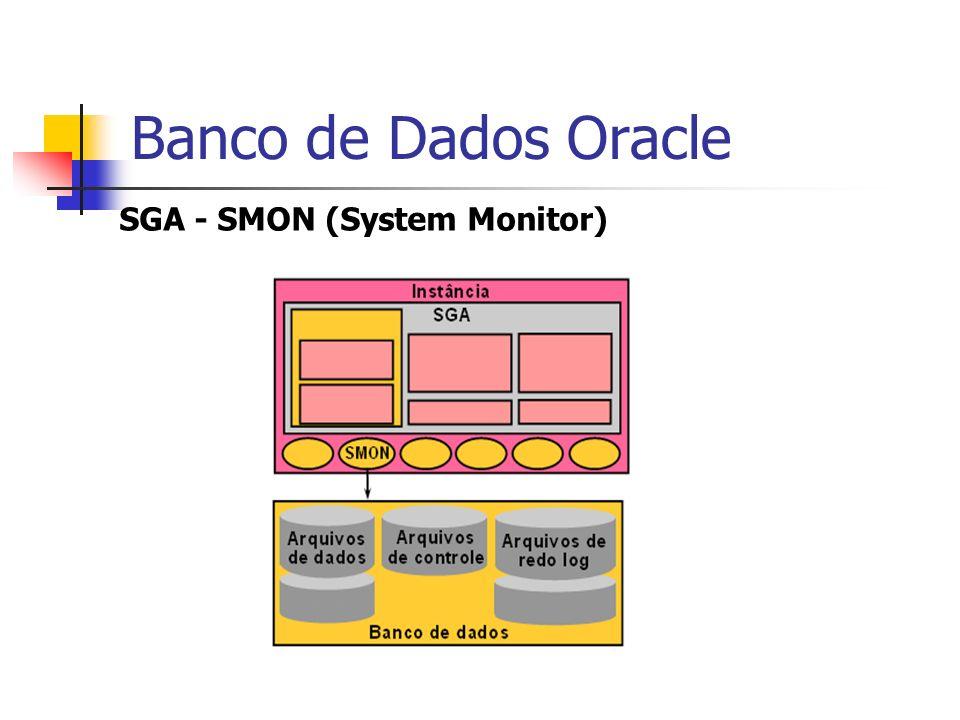 Banco de Dados Oracle SGA - SMON (System Monitor)