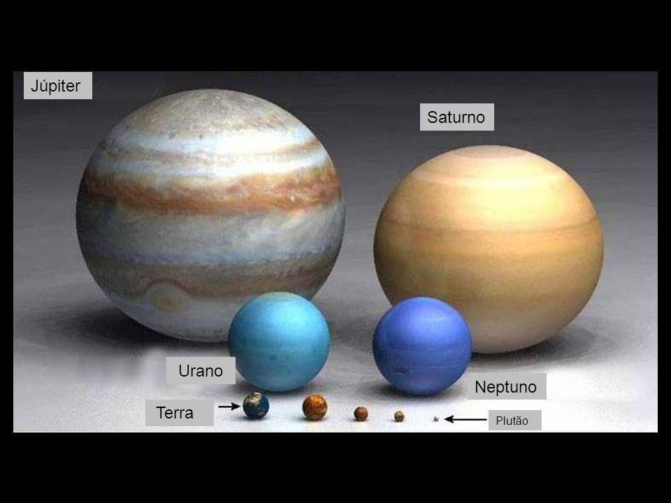 Terra Plutão Marte Mercúrio Vênus