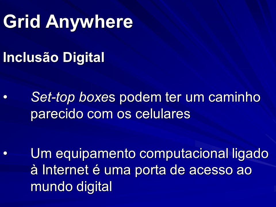 Grid Anywhere Inclusão Digital Set-top boxes podem ter um caminho parecido com os celularesSet-top boxes podem ter um caminho parecido com os celulare