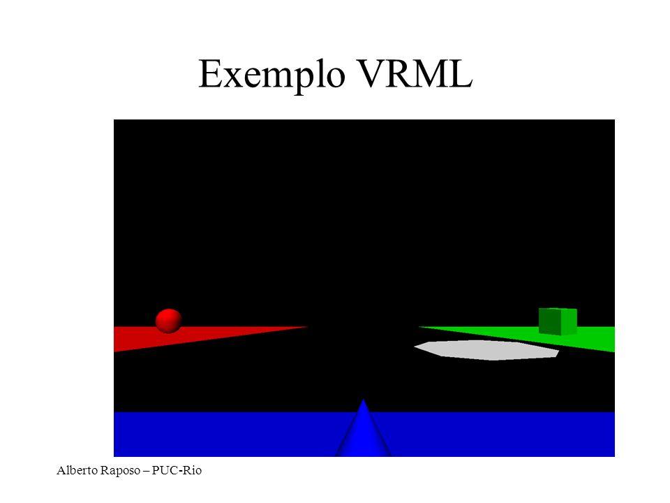 Alberto Raposo – PUC-Rio Câmera VRML: Viewpoint