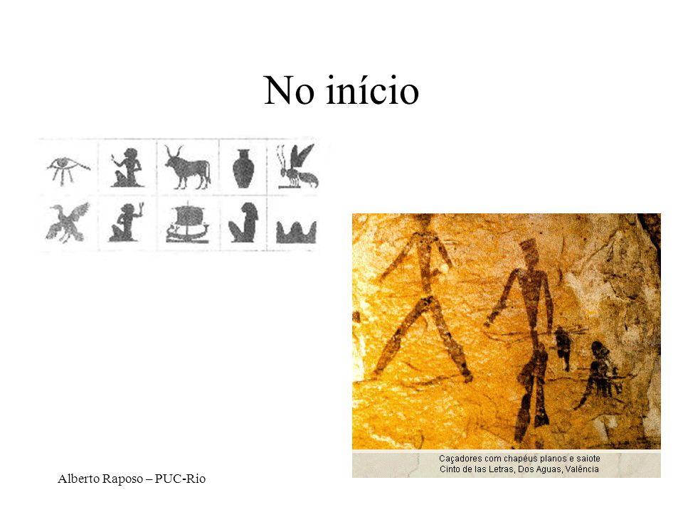 Alberto Raposo – PUC-Rio Outra representação para matriz de transformção perspectiva D.