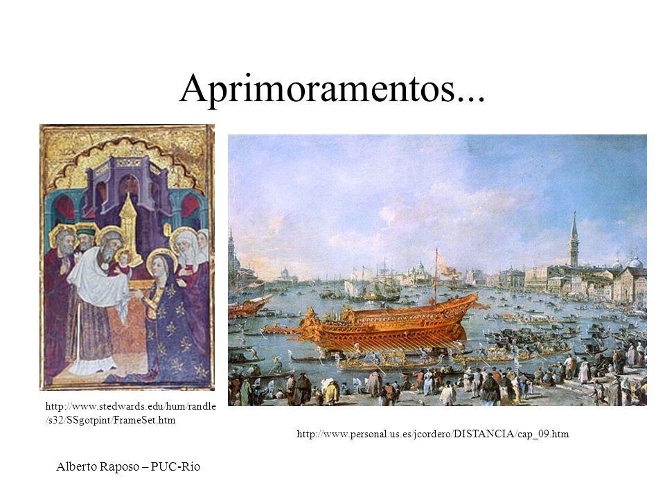 Alberto Raposo – PUC-Rio Compondo vetores para formar a matriz V Componente de translação D.