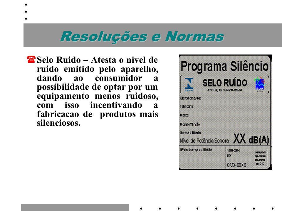 Avaliação do Ruído O Ministério do Trabalho dispõe de quatro Normas que, de alguma forma, tratam do problema do ruído e das vibrações: NR6 - Equipamento de Proteção Individual - EPI; NR7 - Prog.