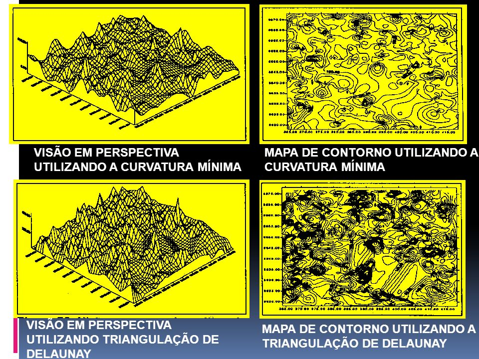 Exemplos de imagens ASTER sobre a Cidade de Bagé - RS - Brasil ASTER