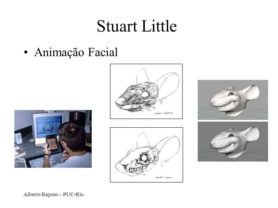 Alberto Raposo – PUC-Rio Stuart Little Animação Facial