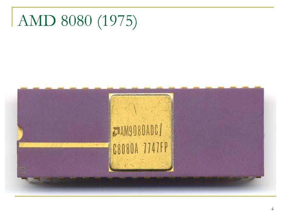 15 Evolução 1994 Intel ganha na justiça AMD não poderia mais usar a tecnologia dos processadores Intel 286, 386 e 486 Sem efeito: a AMD já tinha desenvolvido sua própria tecnologia para fazer a mesma coisa que a tecnologia da Intel fazia.