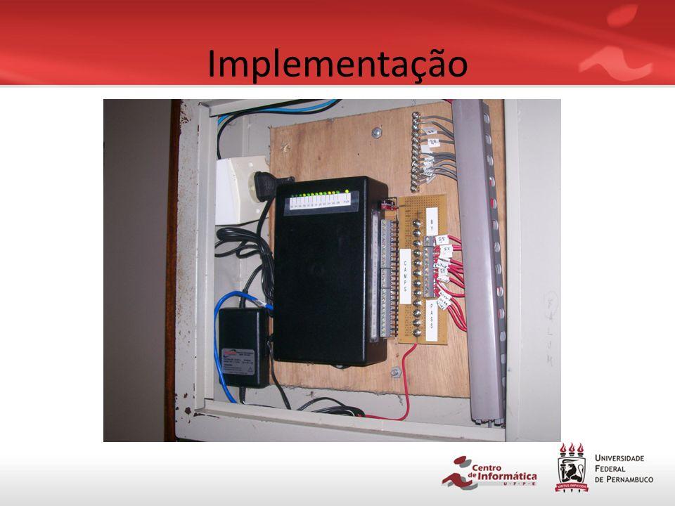 Implementação Microcontrolador Olimex LPC-E2124