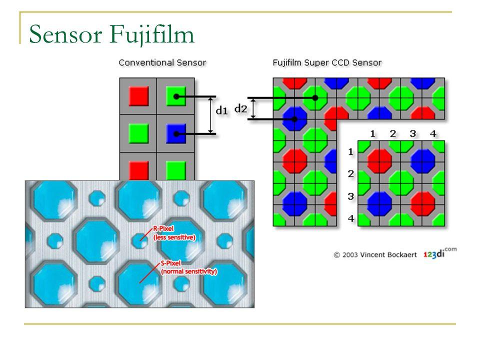 Sensor Fujifilm
