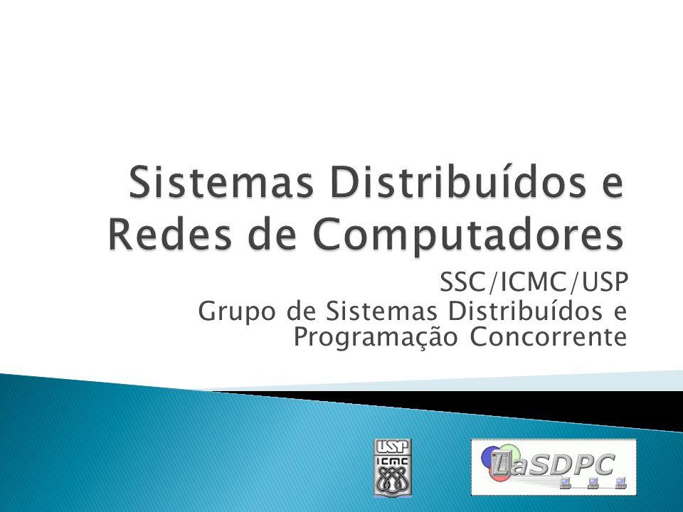 SSC/ICMC/USP Grupo de Sistemas Distribuídos e Programação Concorrente