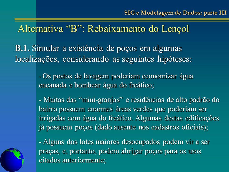 CADASTRO MULTIFINALITÁRIO (planilha) LOTES (polígonos) LOTES (polígonos) Join Query: Qtde de Unidades 20 AND Tipo = Predial EDIFÍCIOS COM MAIS DE 20 UNID.